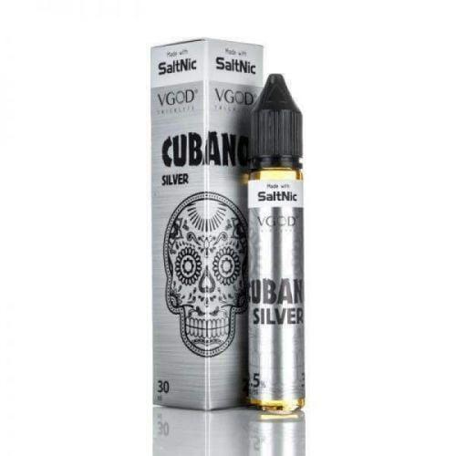 Vgod Cubano Silver Ejuice Salt 30Ml chính hãng giá rẻ nhất tp hcm