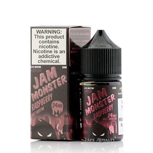 JAM MONSTER SALT RASPBERRY 30ML