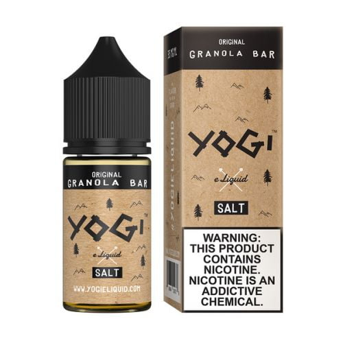 YOGI SALT NIC Original Bar 30Ml