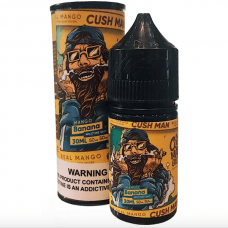 NASTY SALT CUSH MAN MANGO BANANA 30ML
