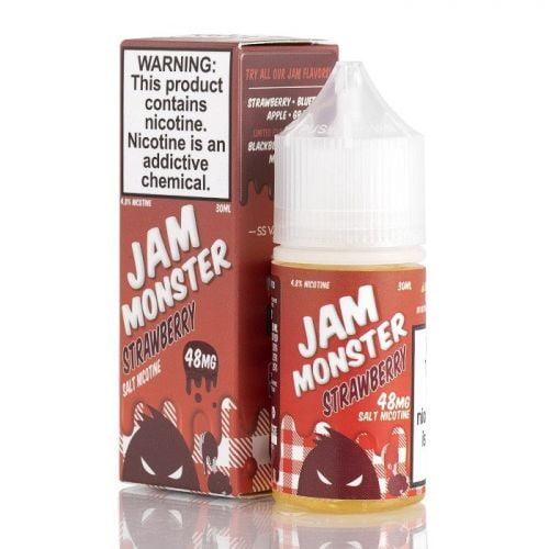 JAM MONSTER SALT STRAWBERRY 30ML