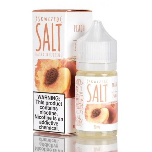 Skwezed Peach Salt Nic 30Ml
