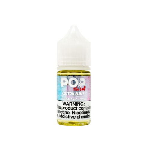 Cotton Fluff Salt Nic by Pop Clouds 30Ml