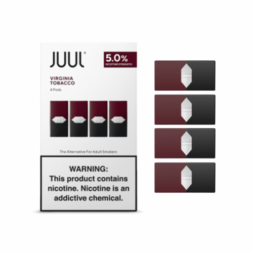 Pod Juul Virginia Tobacco
