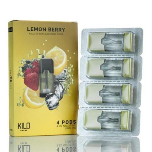 Kilo 1K Pod Lemon Berry chính hãng giá rẻ nhất tp hcm