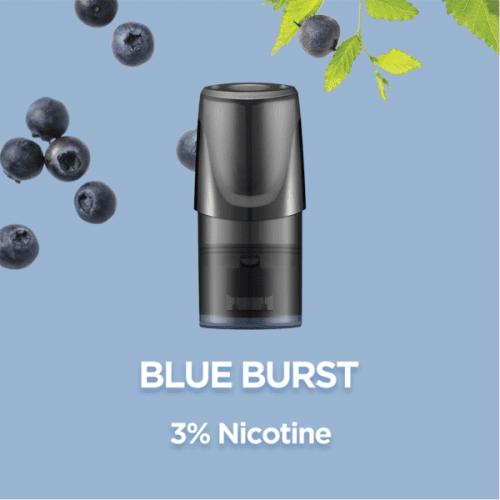 Pod Relx Blue Burst chính hãng giá rẻ nhất tp hcm