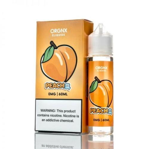 ORGNX PEACH ICE 60ML chính hãng giá rẻ nhất tp hcm