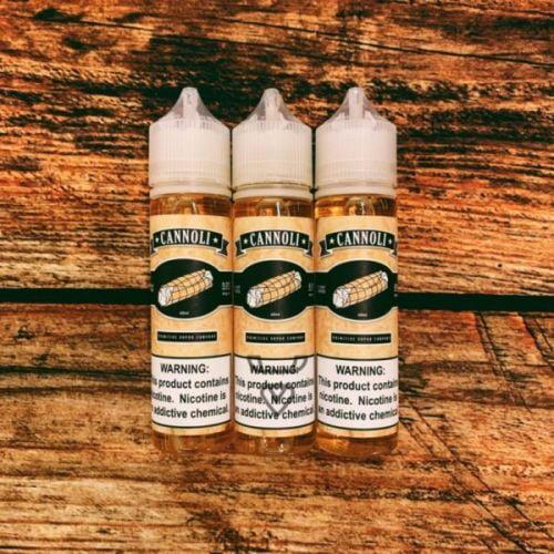 Cannoli ELiquid by Primitive Vapor 60ml chính hãng giá rẻ nhất tp hcm