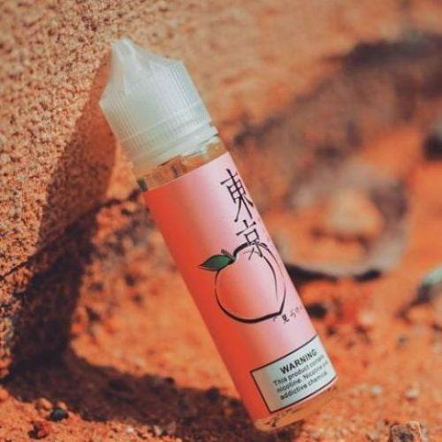 Tokyo Peach Ice Juice 60Ml chính hãng giá rẻ nhất tp hcm