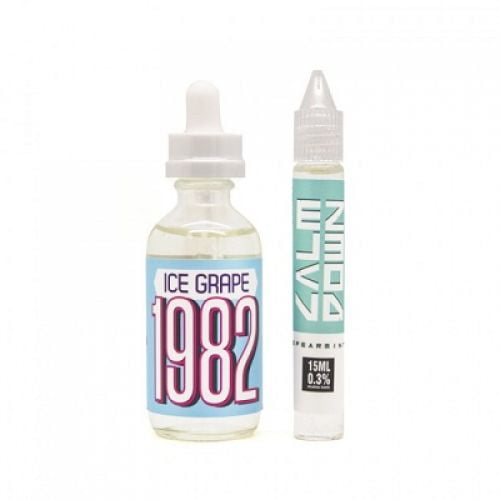 1982 Ice Grape ELiquid 60Ml