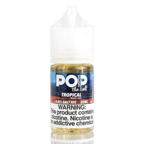 Tropical Punch Candy Pop Clouds THE SALT NIC 30ML